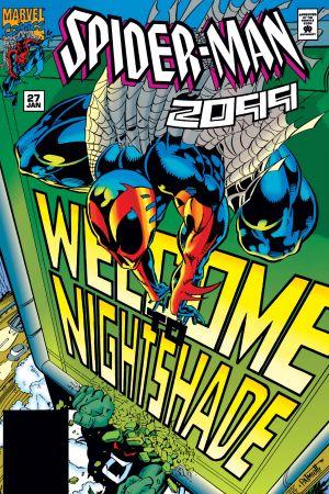 Spider-Man 2099 #27