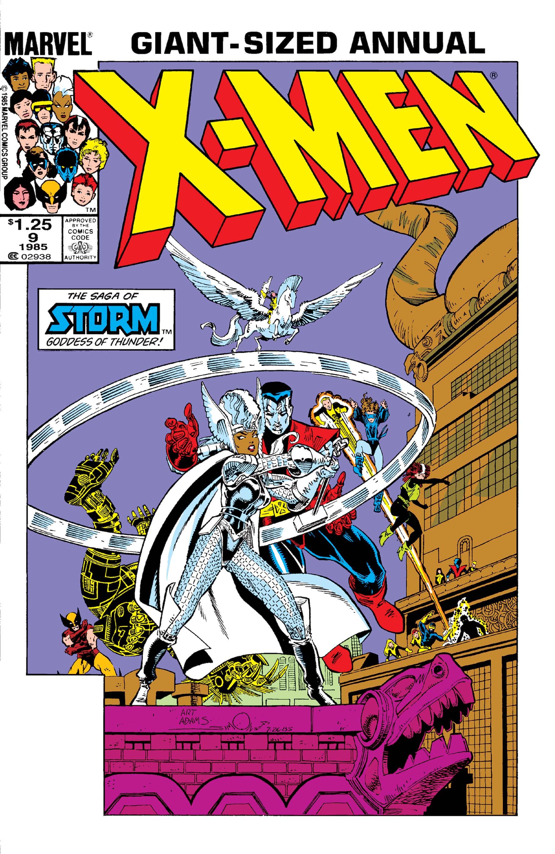 X-Men Annual (1970) #9