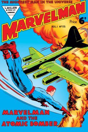Marvelman (1954) #25