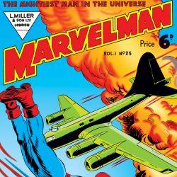 Marvelman (1954 - 1963)