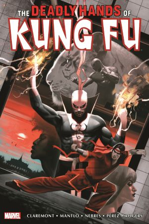 DEADLY HANDS OF KUNG FU OMNIBUS VOL. 2 HC DEKAL COVER (Hardcover)