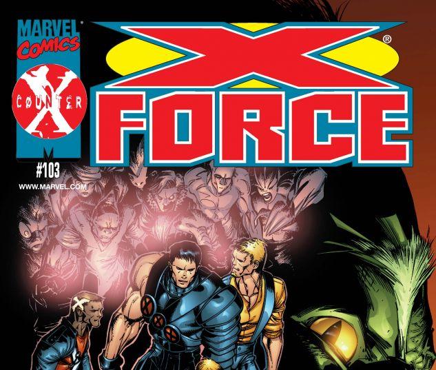 X-FORCE (1991) #103