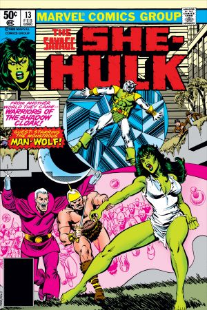 Savage She-Hulk (1980) #13