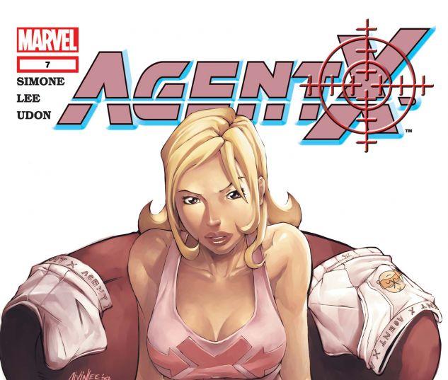 AGENT X (2002) #7