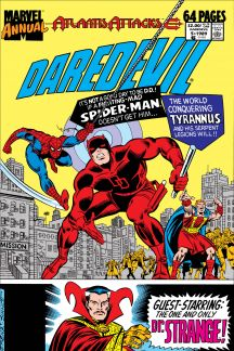 Daredevil Annual #5