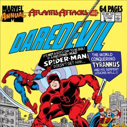 Daredevil Annual (1967 - 1990)