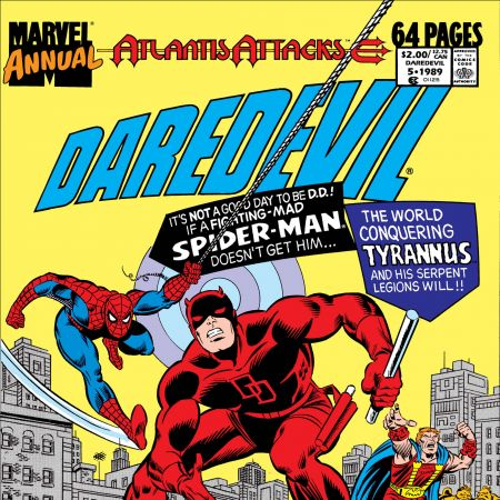Daredevil Annual (1989-1990)