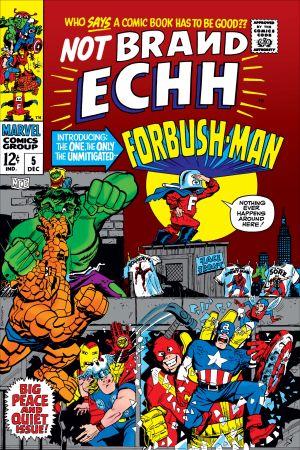 Not Brand Echh (1967) #5