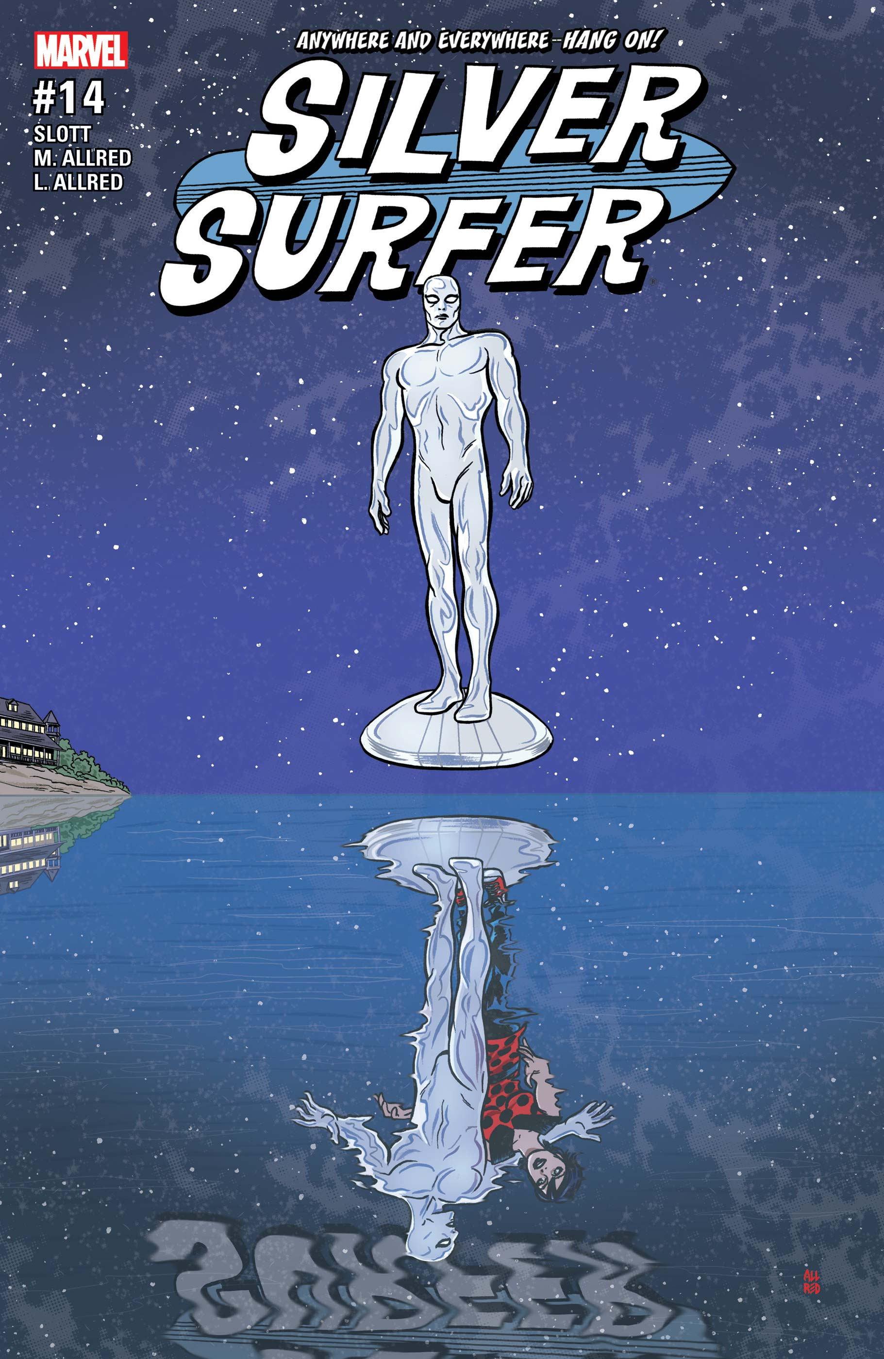 Silver Surfer (2016) #14