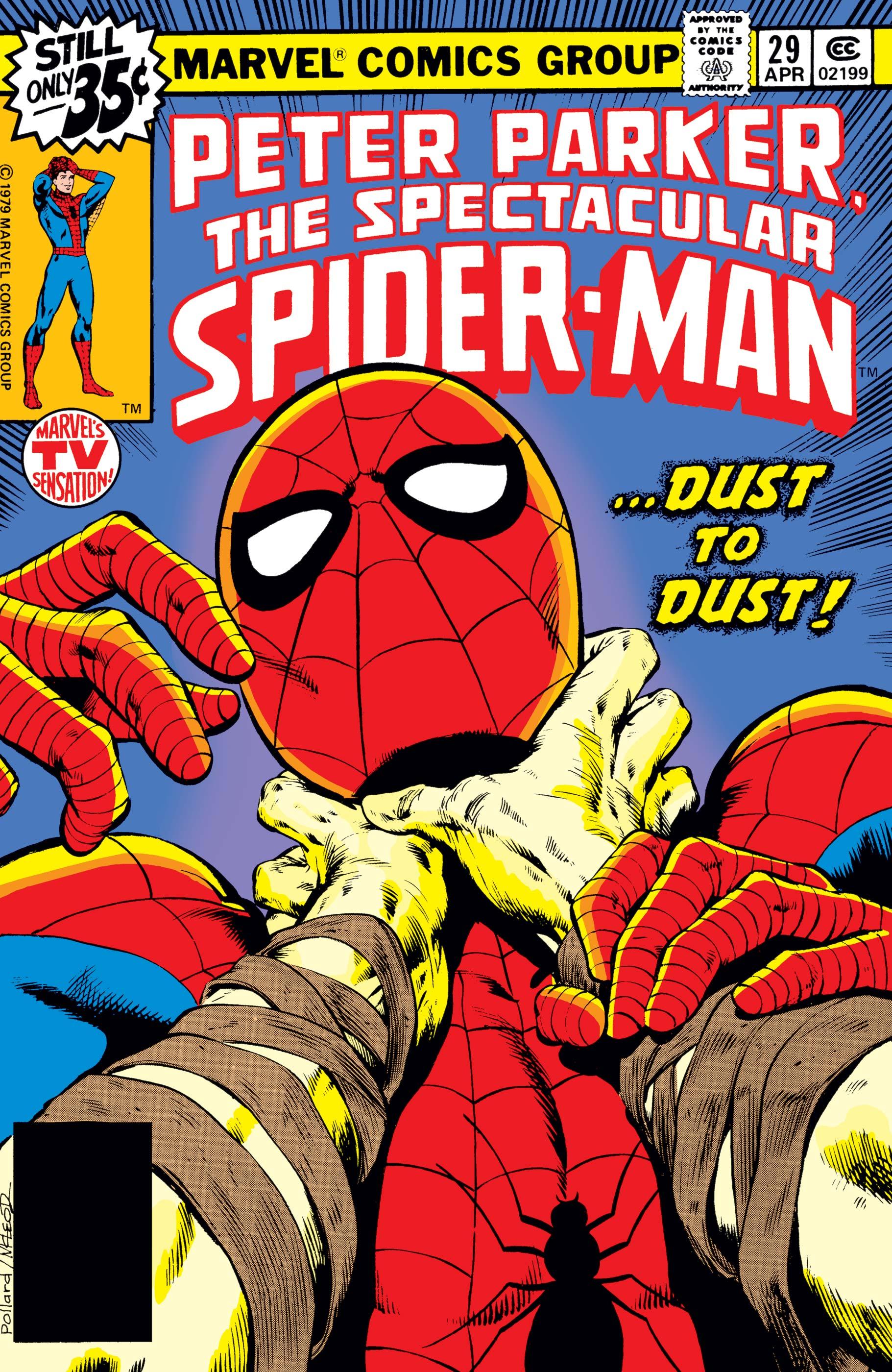 Peter Parker, the Spectacular Spider-Man (1976) #29