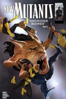 New Mutants (2009) #27