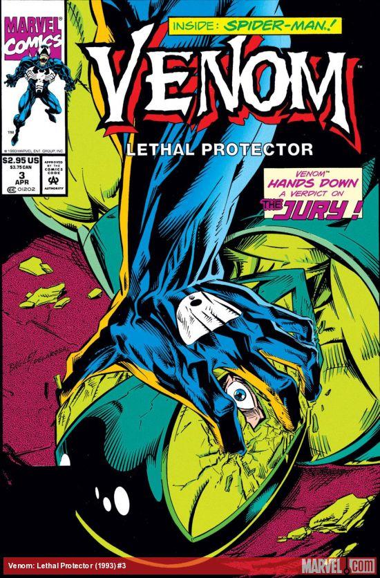Venom: Lethal Protector (1993) #3