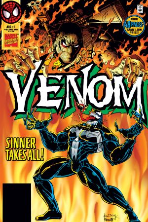 Venom: Sinner Takes All  #1
