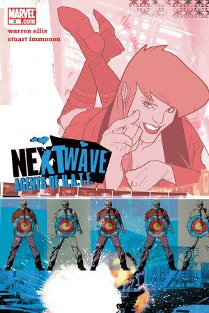 Nextwave: Agents of H.a.T.E. #3