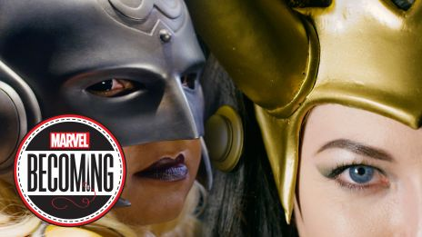 Becoming - Thor vs. Lady Loki