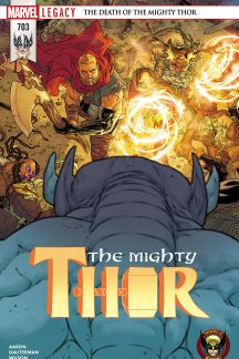 Mighty Thor (2015) #703