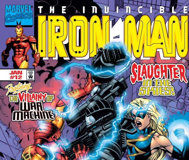 IRON MAN (1998) #12