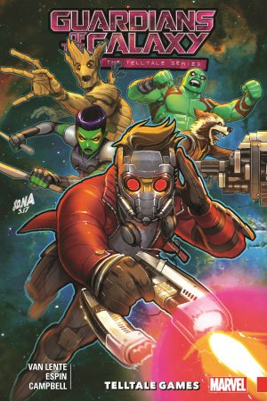 Guardians of the Galaxy: Telltale Games (Trade Paperback)