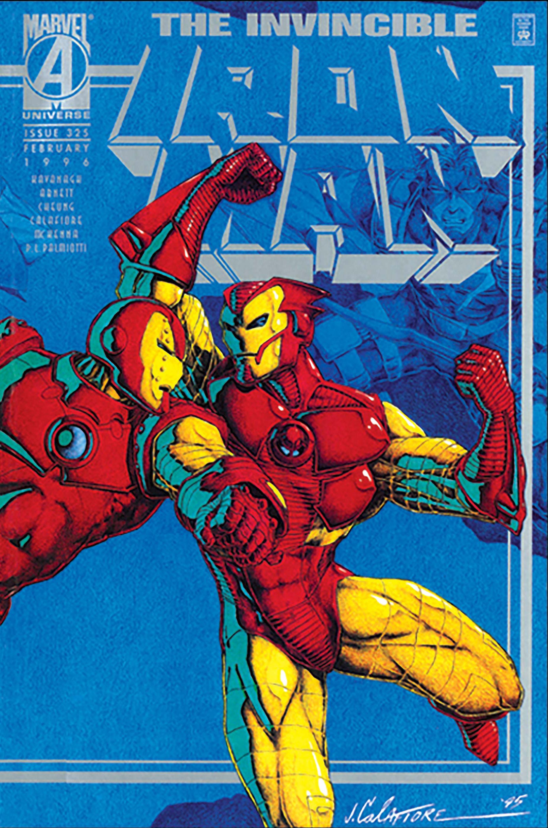 Iron Man (1968) #325