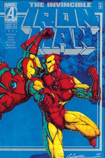 Iron Man #325