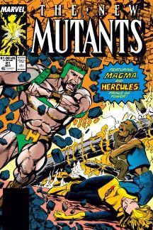 New Mutants #81