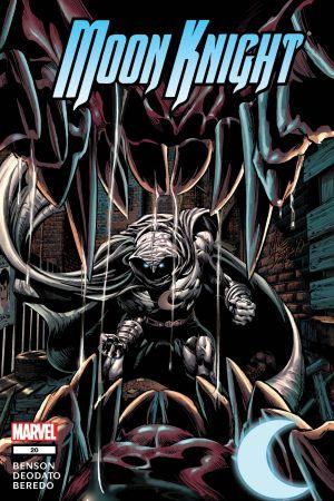 Moon Knight (2006) #20