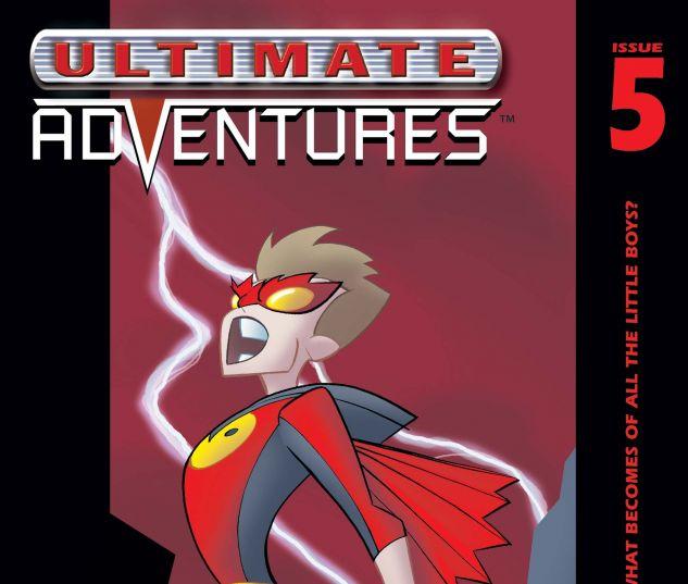 Ultimate Adventures (2002) #5