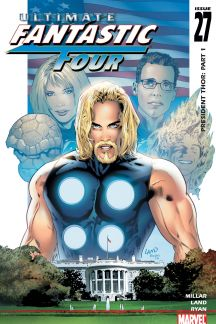 Ultimate Fantastic Four (2003) #27