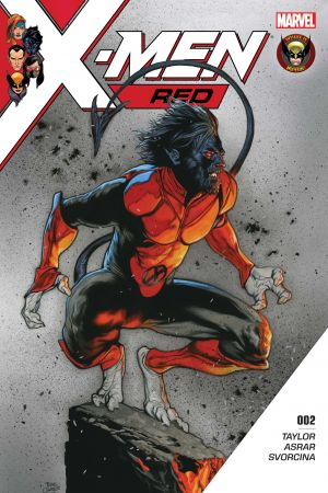 X-Men: Red (2018) #2