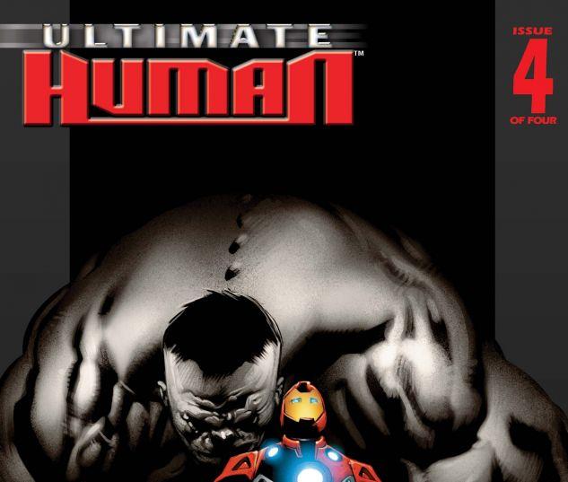 ULTIMATE HUMAN (2008) #4