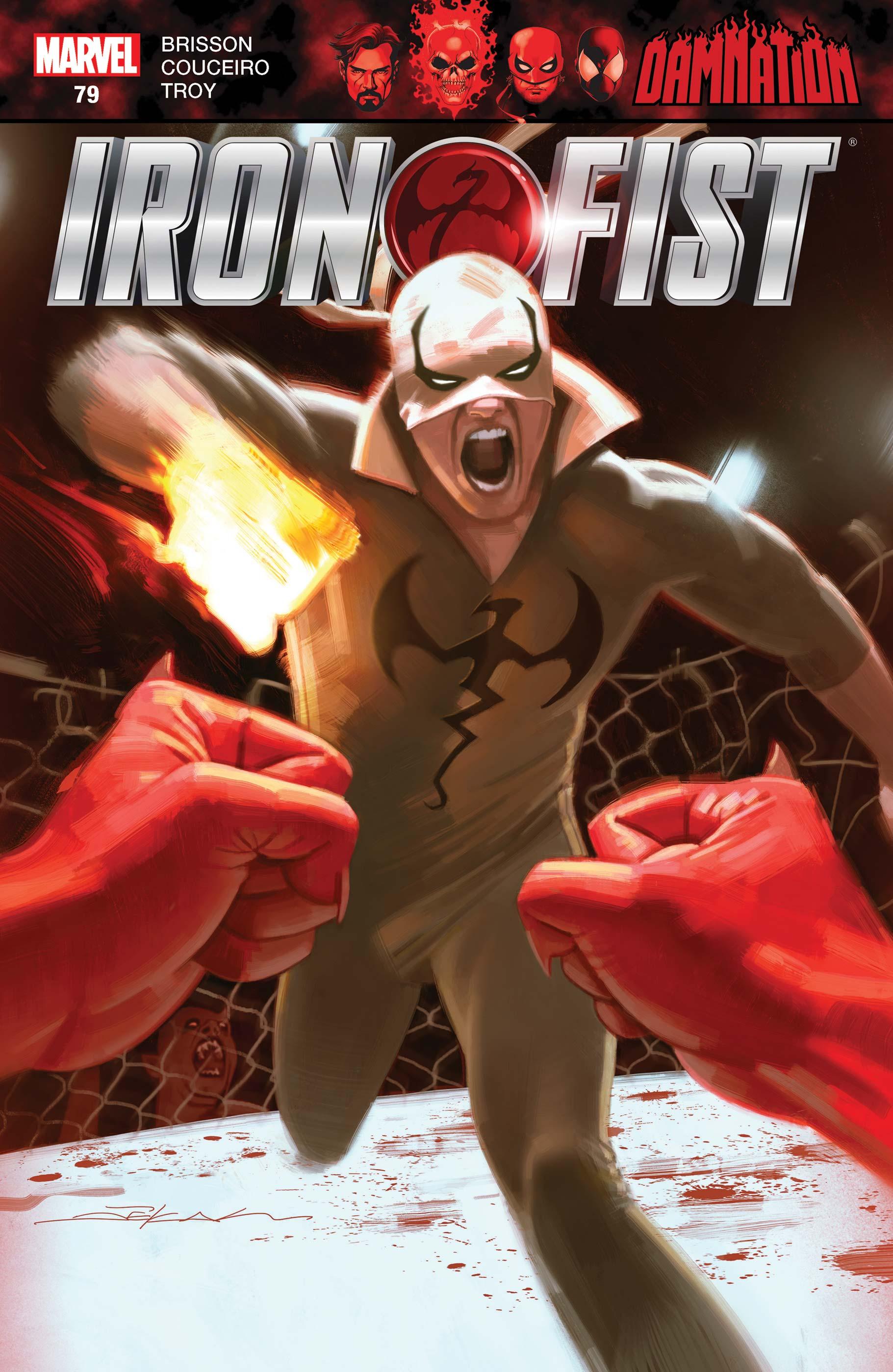 Iron Fist (2017) #79