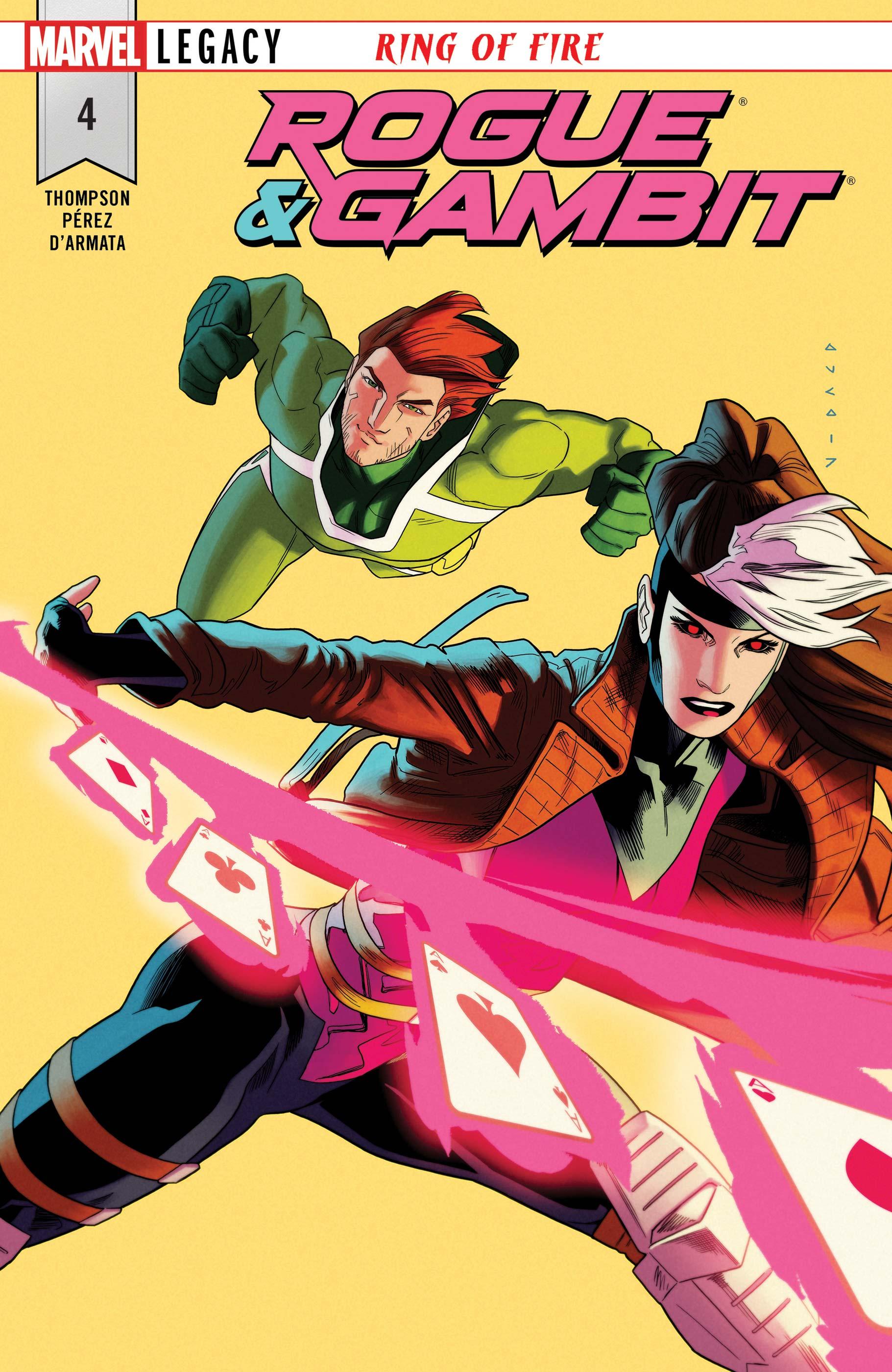 Rogue & Gambit (2018) #4