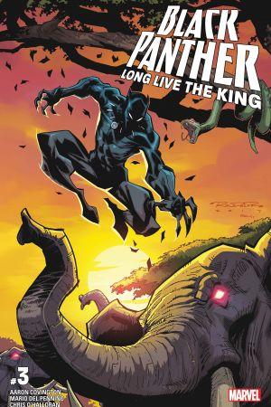 Black Panther - Long Live the King #3