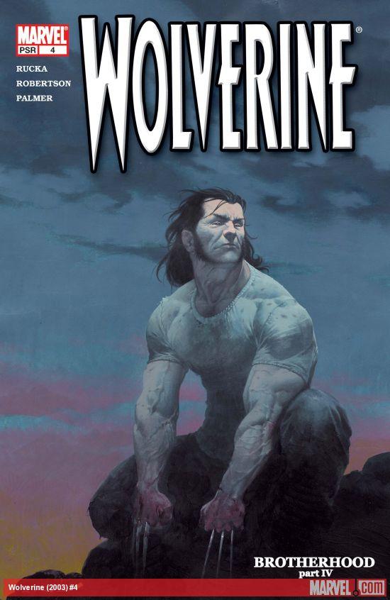 Wolverine (2003) #4
