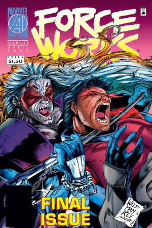 Force Works (1994) #22