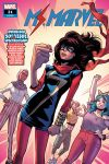 cover from Ms. Marvel (2015) #31