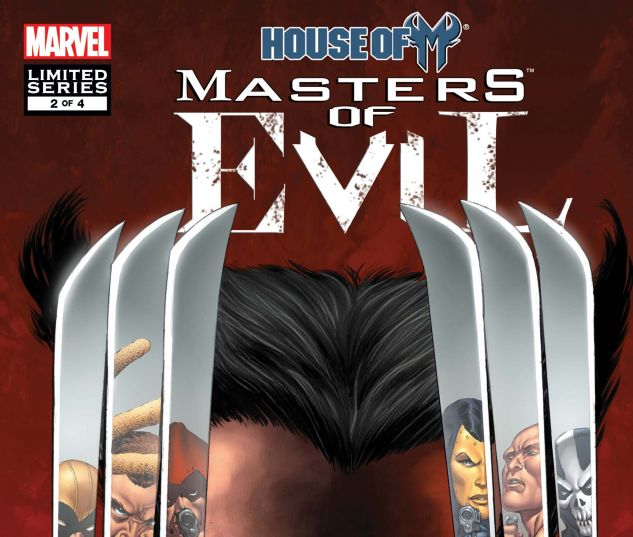 HOUSE OF M: MASTERS OF EVIL (2009) #2