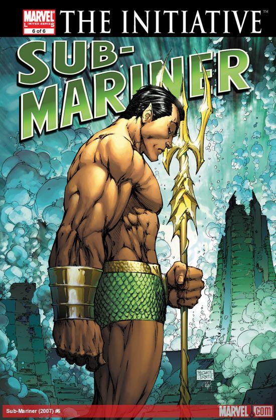 Sub-Mariner (2007) #6