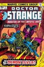 Doctor Strange (1974) #7 cover