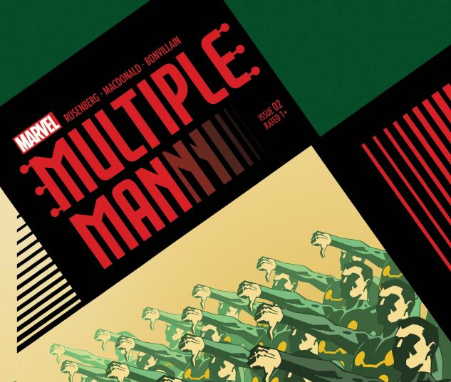 cover from Multiple Man (2018) #2