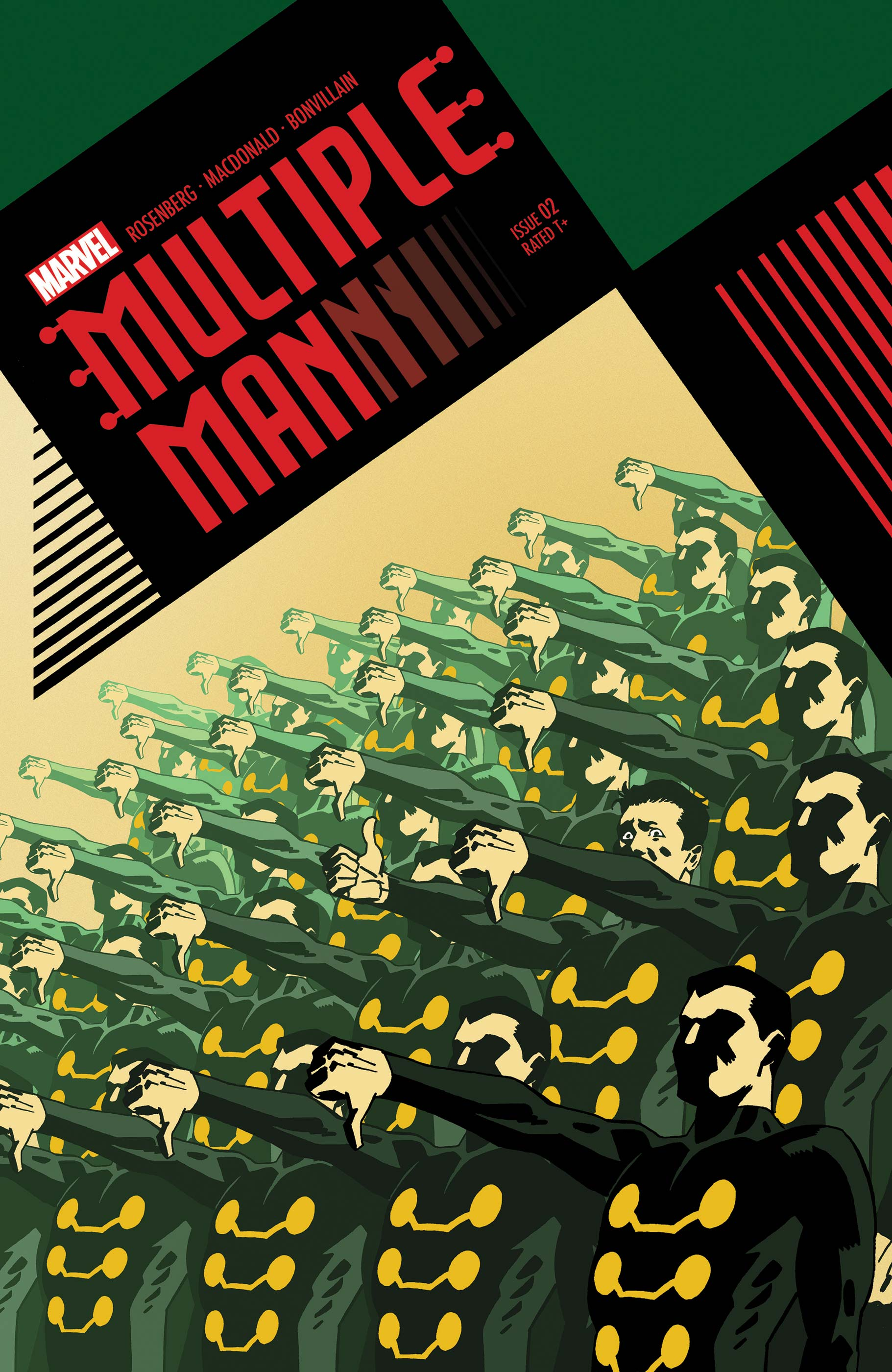 Multiple Man (2018) #2