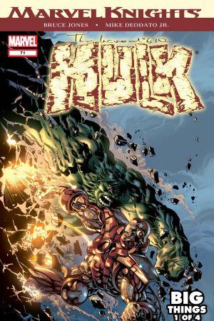 Hulk (1999) #71