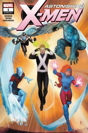 Astonishing X-Men Annual (2018) #1