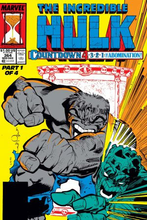 Incredible Hulk (1962) #364