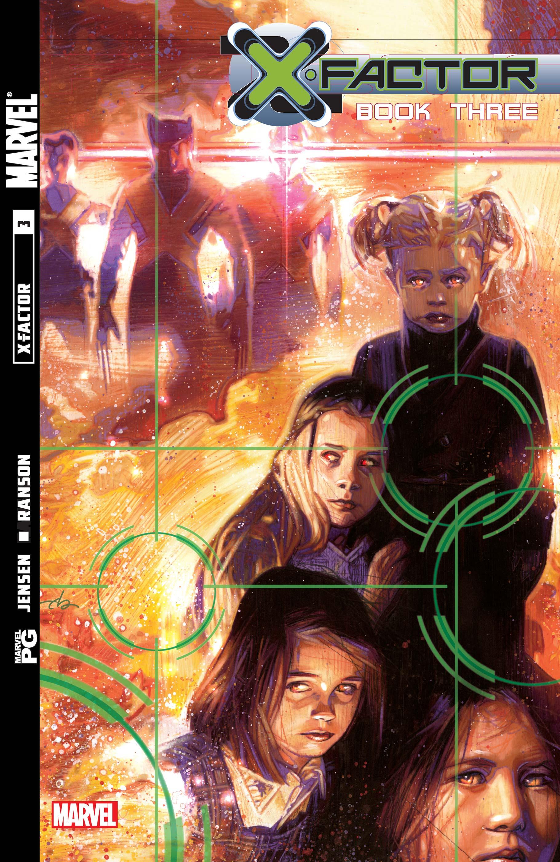 X-Factor (2002) #3