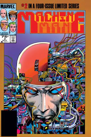 Machine Man (1984) #2