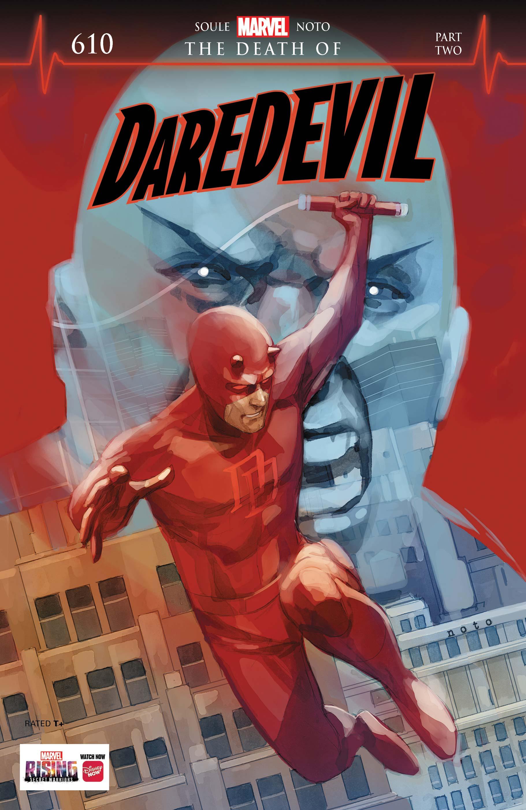Daredevil (2015) #610