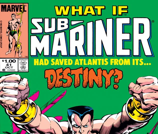 WHAT IF? (1977) #41