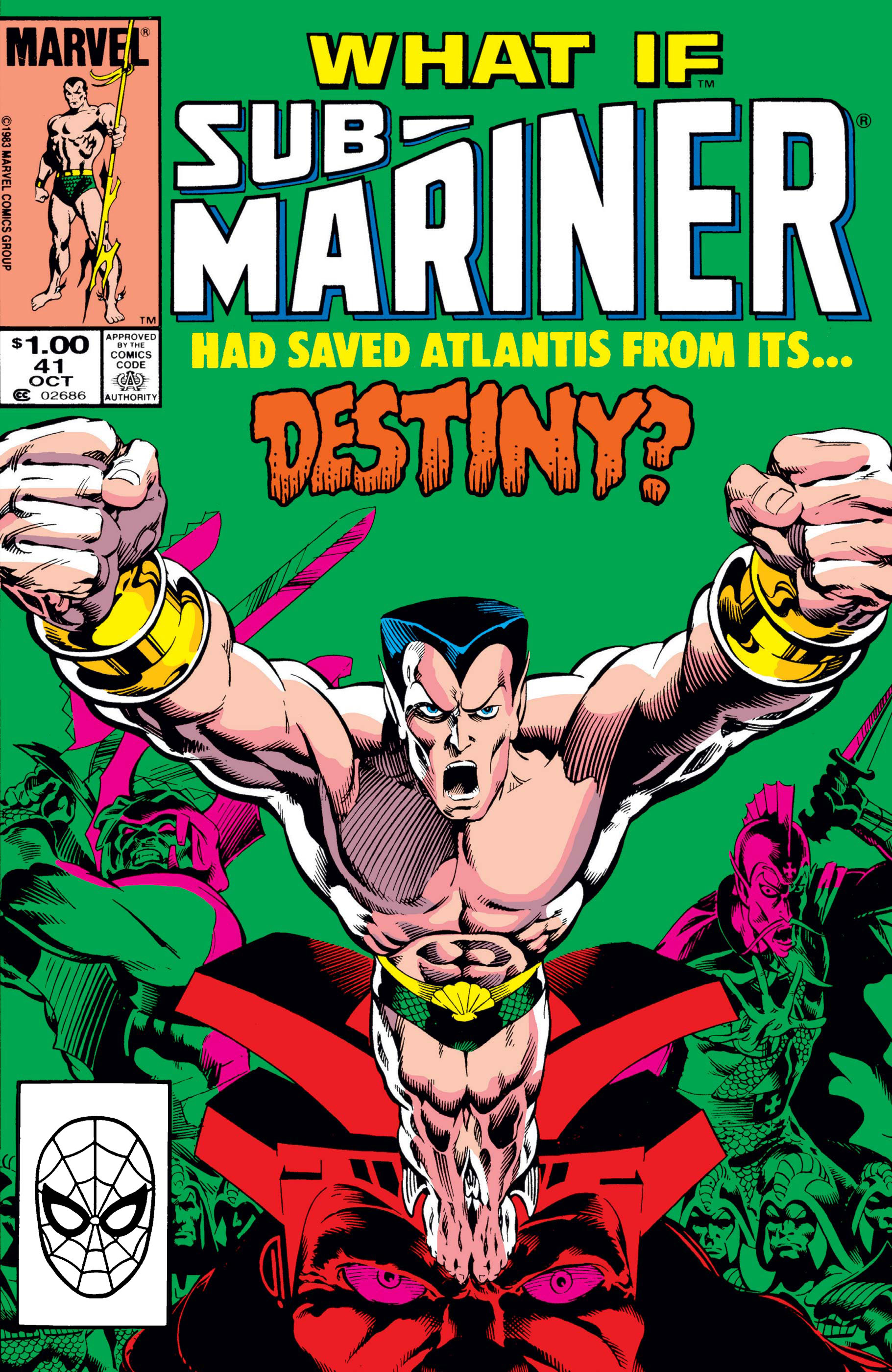 What If? (1977) #41   Comic Issues   Marvel