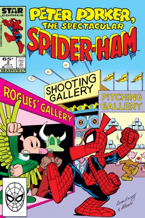 Peter Porker, the Spectacular Spider-Ham (1985) #2